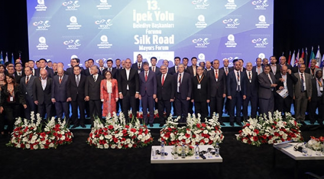 Bakan Ersoy'dan 32 ülkeye ''ortak müze kurma'' çağrısı