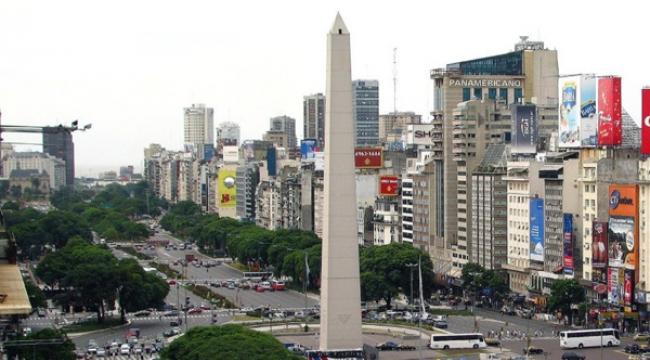 Güney Amerika'nın para harcayan turistleri dizilerle geldi