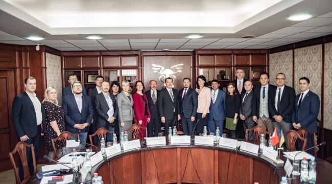 Ukrayna ile turizmde işbirliği