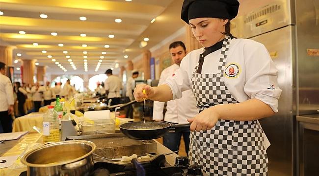 Alanya'da gastronomi şöleni