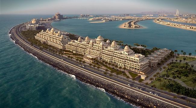 Emerald Palace Kempinski Dubai açıldı