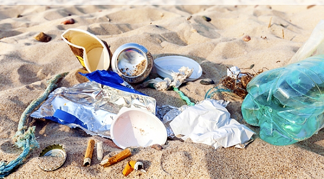 Plajlardan en çok sigara izmariti çıktı