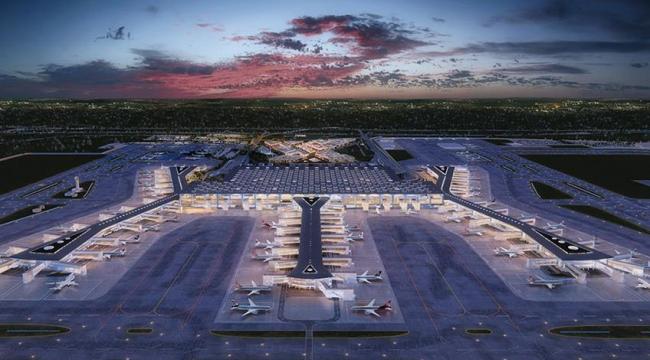 Yeni havalimanında 2 ay süreyle otopark ücreti alınmayacak