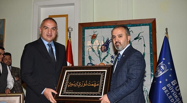 Bursa'nın hedefi 'Turizm'