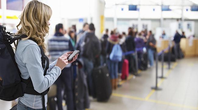 Dış hat yolcularından alınacak güvenlik vergisi düşürülüyor