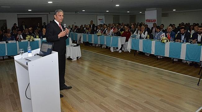 'Doğu seyahat acentaları buluşması' Antalya'da yapıldı