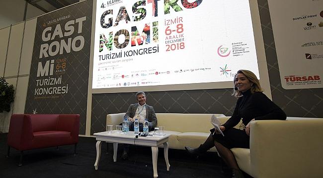 Gastronomi Turizmi Kongresi'nde