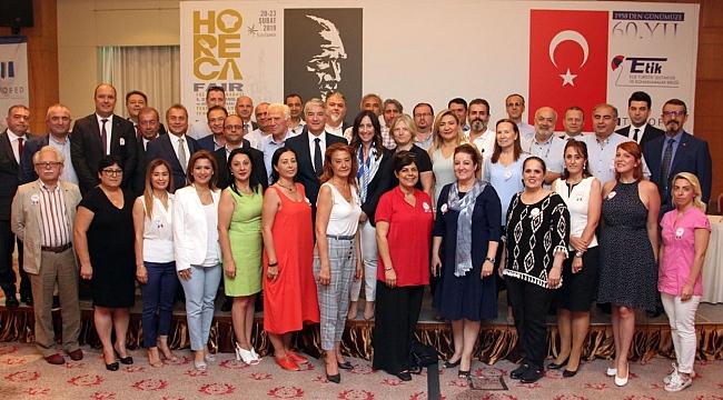 HORECA turizmin profesyonellerini buluşturacak