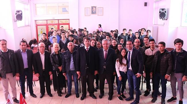 Öğrencilere turizm semineri