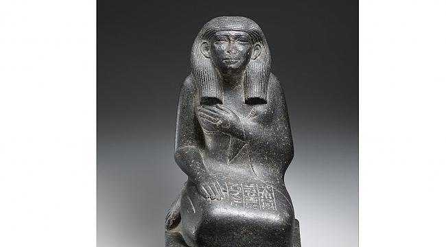 4 bin yıllık Hemşire Sitsnefru heykelinin iadesi istendi