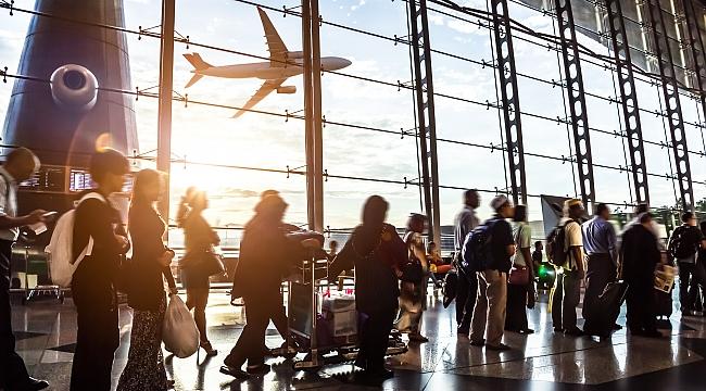 TÜİK açıkladı:  Yurt içinde  24 milyon 999 bin kişi seyahate çıktı