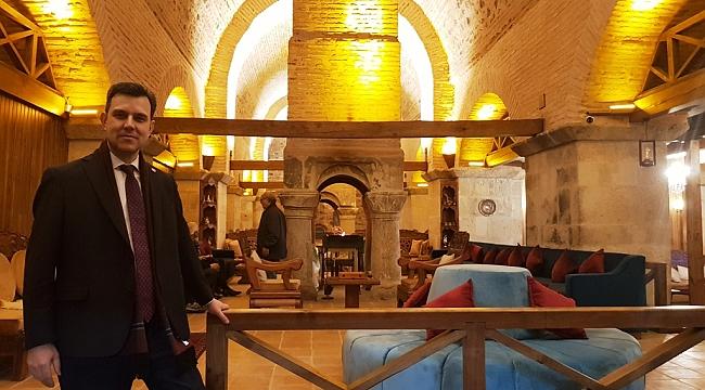 625 yıllık Issız Han otel konseptinde turizme açıldı