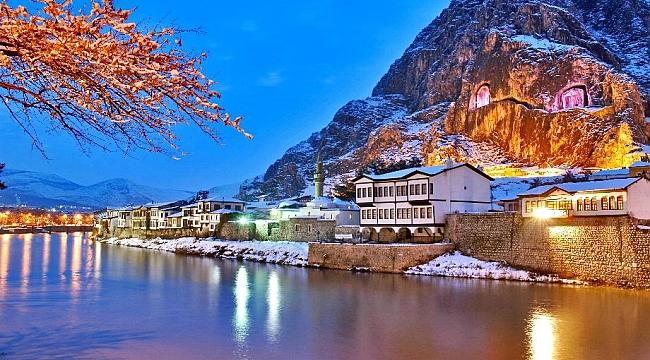 Amasya'ya 5 yıldızlı otel yapılacak