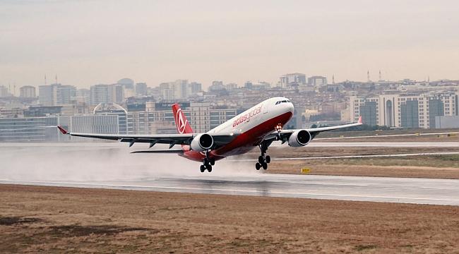 Atlasglobal Tacikistan'ın başkenti Duşanbe'ye de uçacak