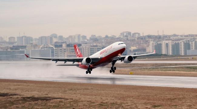 Atlasglobal Havayolları,  yolcu taşıma kapasitesini artırdı