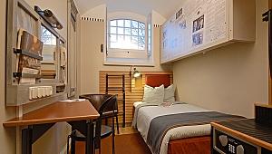 Eskinin hapishanesi, şimdinin şık otelleri