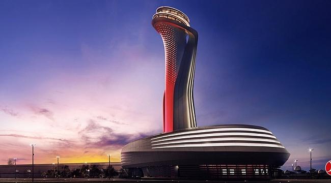 İstanbul Havalimanı'nı kullanan yolcu sayısı 100 bini aştı