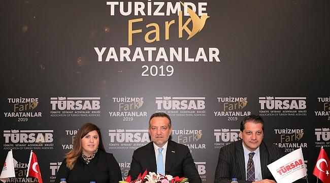 Türkiye için dev buluşma: 'Turizmde Fark Yaratanlar'