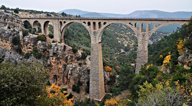 Türkiye'nin en gösterişli köprüleri