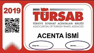 TÜRSAB'tan acentalara yeni plaka uyarısı