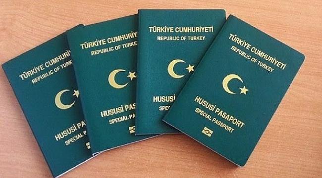 Dışişleri Bakanlığı'ndan yeşil ve gri pasaportlarla ilgili açıklama