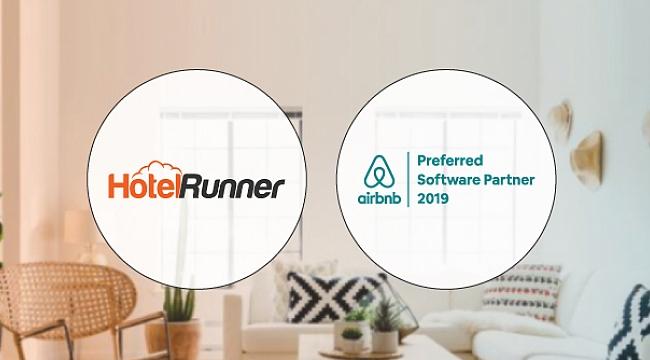 Airbnb'nin tüm dünyada tercihi HotelRunner!