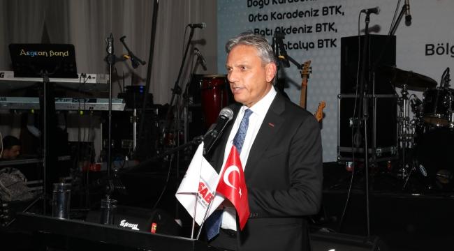 Bağlıkaya,  ''İzmir'i, turizm açısından kalkındırmamız gerekiyor''