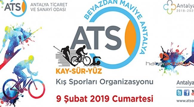 Beyazdan Maviye Antalya