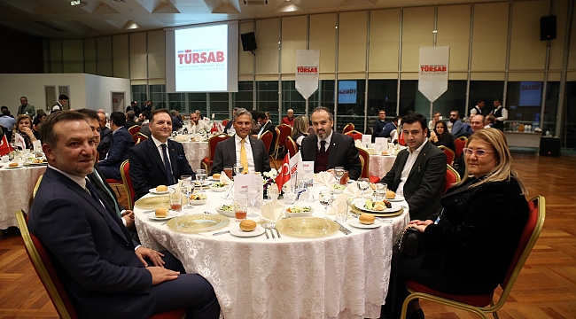 TÜRSAB acentaları Bursa'da buluştu