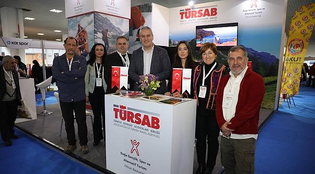 TÜRSAB'ın katılacağı fuarlar açıklandı