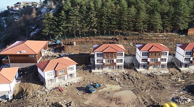 Villa tipi oteller Ordu'yu turizm merkezi yapacak
