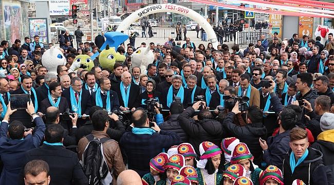 İranlı turistleri, ağırlamak için ''Alışveriş Festivali''