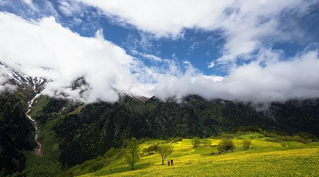Doğu Karadeniz'de turizm 12 aya yayılacak