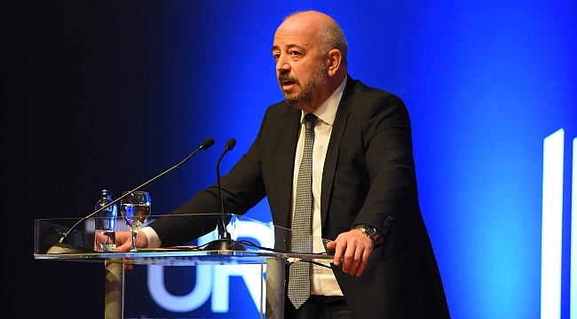 Turagay, ''Türkiye'yi gastronominin merkezi haline getirmeliyiz''