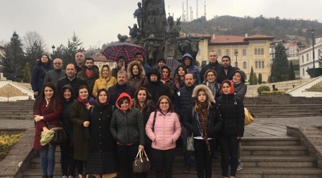 TÜRSAB'dan acentalara Karadeniz tanıtım turu