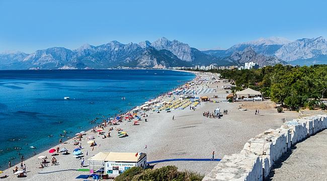 Antalya'ya gelen Letonyalı turist sayısı yüzde 50 arttı