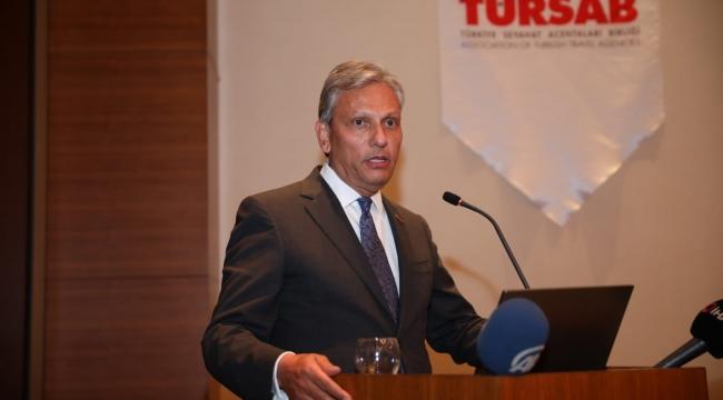 """Bağlıkaya, ''Mardin'i turizmde daha iyi yerlere getireceğiz"""""""