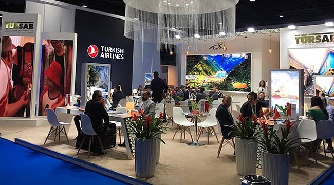 Dubai Turizm Fuarı açıldı