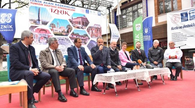 Dünden yarına İznik'te turizm