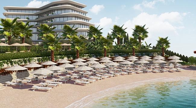 Dünyaca ünlü otel Çeşme'de açılıyor