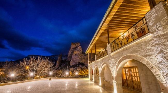 Garden Inn Cappadocia Hotel açıldı!