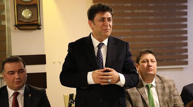 Hasan Erdem, Bursa ve Gaziantep acentalarıyla buluştu
