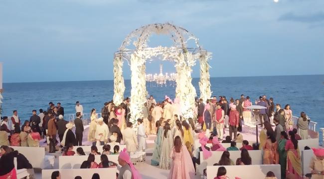 Hintli milyarderler Antalya'da: 11 günde 4 Hint düğünü
