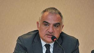 Kültür ve Turizm Bakanı Ersoy'dan 23 Nisan mesajı