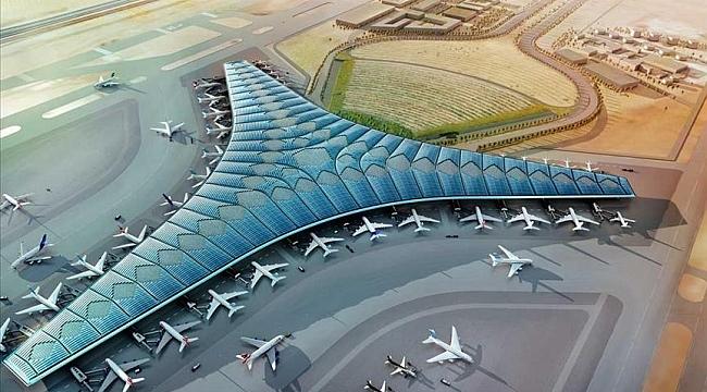 Limak, Kuveyt Havalimanı'nda dünyada bir ilke imza atacak