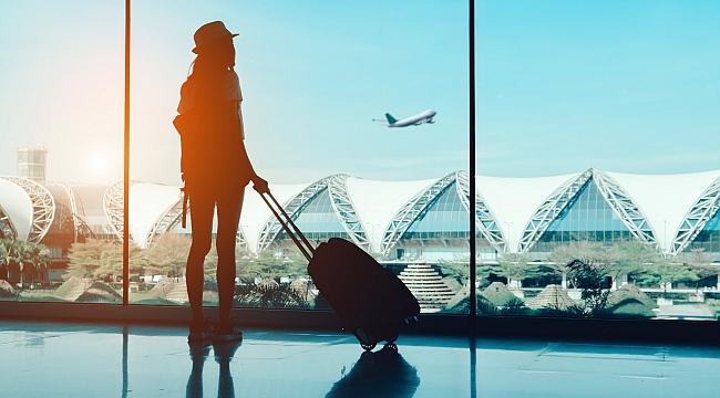 2018'de havayolları ile 4.4 milyar yolcu uçtu
