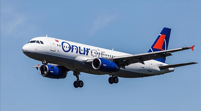Onur Air, filosuna 6 uçak ekledi