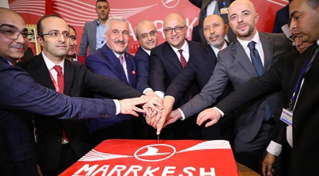 Türk Hava Yolları,  Marakeş'i uçuş ağına ekledi