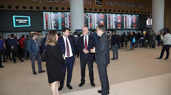 TÜRSAB İstanbul Havalimanı'nda ofis açıyor