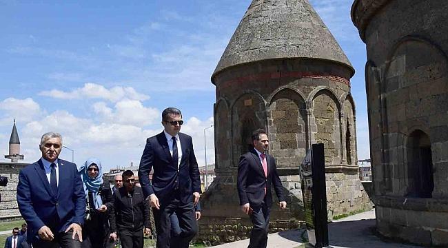 Erzurum'u en az 2 milyon turist ziyaret edecek